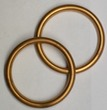 Honda N600 Sedan Z600 Coupe Copper Exhaust Manifold Gasket