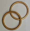 Honda N600 Sedan Copper Heat Exchanger Gasket
