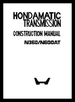 Hondamatic Cover