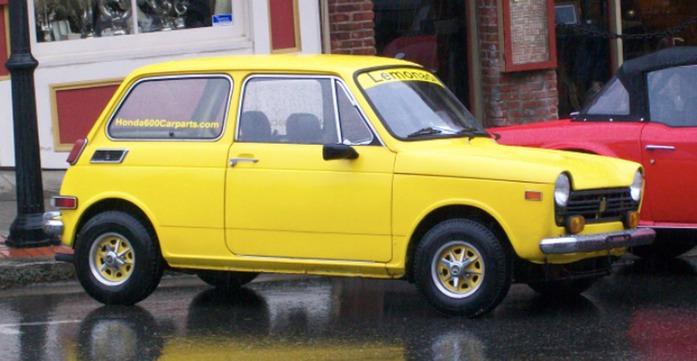 Best F150 Accessories >> Lemonade at 2011 Car Show | Honda 600 Car Parts