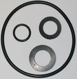 Honda N600 Sedan Z600 Coupe Oil Filter Seal Kit