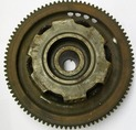 Used Honda N600 Sedan Z600 Coupe Alternator Rotor