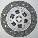 S600 Relined Clutch Disc
